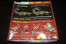 K'Nex Robo-Strike Building Set Motor New in Box 163 Pieces
