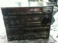 Technics SA-X900L HiFi Amp, Tuner, Double Cassette Deck, Remote, Manual, Boxed