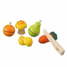 Plan Toy Fruit and Vegetable Play Set