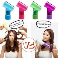 Hair Dryer Curler Roller Diffuser Magic Wind Spin Curl Hair Salon Styling Tools