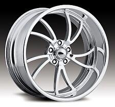 "Pro Wheels SCORPION 22"" Polished Aluminum Billet Wheels Rims (set of 4)"