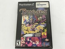 Disgaea: Hour of Darkness (Sony PlayStation 2, 2003) - Black Label