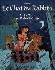 Le chat du rabbin V.7**NEUF 11/2017*BD*La Tour de Bab-El-Oued*Joann Sfar*LIV. 0E