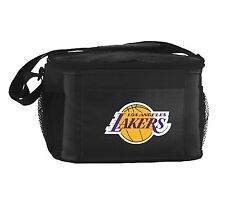 NBA Los Angeles Lakers Lunch Bag - Insulated Box Tote - 6-Pack Cooler