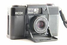 RICOH FF-1s Filmkamera w / Color Rikenon 35mm f / 2.8 aus Japan *1008