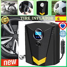 Car Portable Tire Inflator Air Compressor Electric Pump/12V-Digital+LED Light