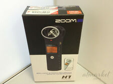 ZOOM Handy Digital Recorder H1/W White linear PCM Handheld from JAPAN F/S