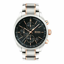 Brand New Men's Hugo Boss Watch HB1513473 Grand Prix Chronograph - UK SELLER