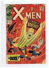 X-Men 1st Edition Good Grade Comic Books