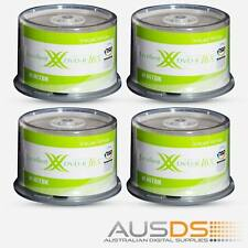 200 X Ritek DVD Blank Disc Media - Printable Dvd-r Discs Matt - 16x Burn
