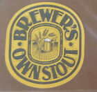 VINTAGE SOUTH AUSTRALIAN BEER LABEL - COOPERS BREWERS OWN STOUT #2