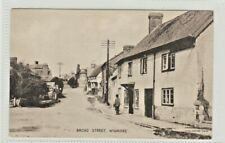 HEREFORDSHIRE. BROAD STREET, WIGMORE.