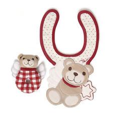 Confezione Teddy THUN Toy (sonaglietto + bavaglino)
