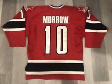 2002 World Championship Nike Brenden Morrow Team Canada IIHF Hockey Jersey Small