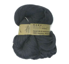 HABU Textiles Bamboo Yarn Gray 3 oz  58 Yards (52 meters) NEW NWT