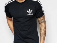 Adidas California T Shirt Black Large  £22!! Limited Offer!