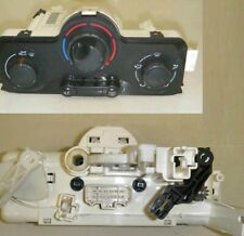 Renault Scenic 2003-2009 Heater Controls Unit AC Aircon Dials 156015822