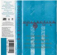 RARE Promotional Copy: Collective Soul (Cassette 1995 Atlantic) Self-Titled.