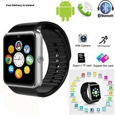 GT08 Bluetooth Smart Watch Sim Card NFC Wrist Watch for Android Samsung iPhone