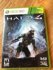 Halo 4 (Microsoft Xbox 360, 2012) Cib Game H3