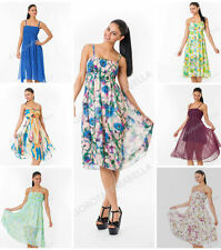 Chiffon Casual Dresses for Women