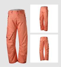 GSOU SNOW Men's Snow Pants Warm Double Board Wear-resisting Waterproof Ski Pants
