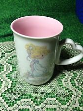 1990 Precious Moments Honey Coffee Cup Mug