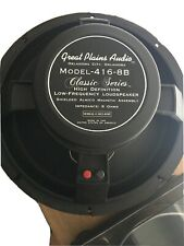 Great Plains Audio 416-8B (pair)
