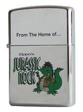 Zippo Lighter ● Jurassic Rock 1994 ● Neu New OVP ● A996