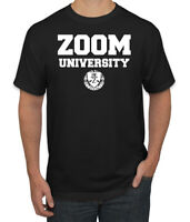 Zoom University Quarantine Class Of 2020 Mens Graphic T-Shirt