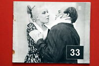 TRIDTSAT TRI 33 EVGENI LEONOV RUSSIAN 1967 24 PAGES EXYU PRESS BOOK