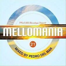 Mellomania, Vol. 21 by Pedro del Mar (CD, Jan-2012, 2 Discs, Black Hole Recordin
