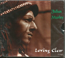 JULIAN & DAMIAN MARLEY Loving Clear 2TRX USA SEALED CD Single 1997 BOB son