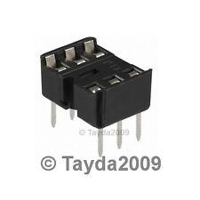 10 x 6 pin DIP IC Socket Adaptor Solder Type