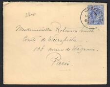 Uk Gb Australia 1909 Posted On Board Steamship The Maurentania In Queentown The