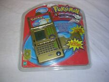 Limited Edition 2001 Factory New Gold Pokemon Pokedex Deluxe rare Stadium Events