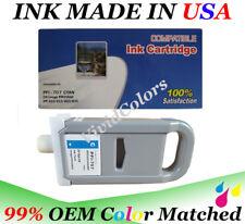 ink Cartridge fits canon PFI-707 cyan iPF 830 840 850 imagePROGRAF printer