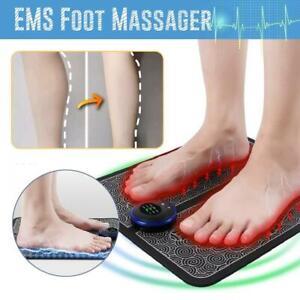 EMS Leg Reshaping Foot Massager Foot Massage Mat Cushion Health High Quality NEW