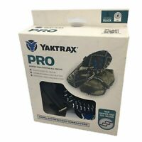 YakTrax Pro Heavy Duty Ice Traction Coils SIZE SMALL BLACK Patented Coil Design