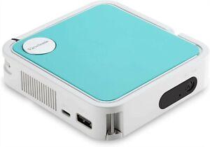 ViewSonic M1 Mini Portable LED Projector with 100 Inch Image, HDMI (M1 Mini)