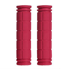 Silicone Soft BMX MTB Cycle Road Mountain Bicycle Scooter Bike Handle bar Grips