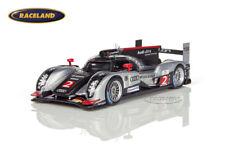 Audi r18 TDI vencedores le mans 2011 Fässler/Lotterer/Tréluyer, Spark 1:43, 43lm11