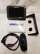 Lowrance HDS 7 Gen2 Touch GPS/Sonar/Fishfinder w/transducer