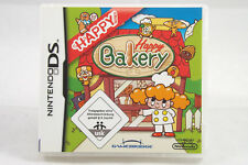 Happy Bakery (Nintendo DS/2DS/3DS) NDS Spiel in OVP, PAL, CIB, TOP, SEHR GUT