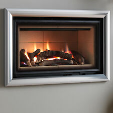 Senso Fireplaces Frameless 750 Hole in the wall Gas Fire 4.71 (87% Efficiency)