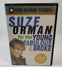 Suze Orman - For the Young, Fabulous and Broke (DVD, 2005) PBS