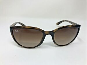 Ray Ban RB 4167 Emma Tortoise Sunglasses 710/13 3N Women's Oversized -104