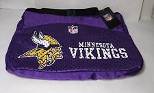 NEW PURPLE MINNESOTA VIKINGS JERSEY  FOOTBALL PURSE -NFL LICENSED  -HANDBAG