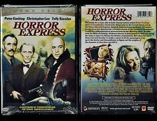 Horror Express (Brand New DVD, 2005, Cinema Deluxe)
