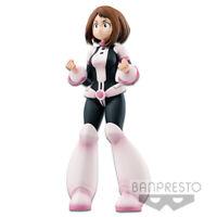 My Hero Academia Ochako Uraraka Banpresto Age of Hero Anime Figure 16CM Kids Toy